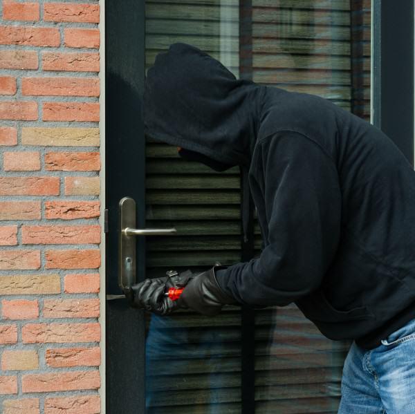 So schützen Sie sich vor Einbrechern.