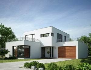 Moderne Villa mit Garage 2