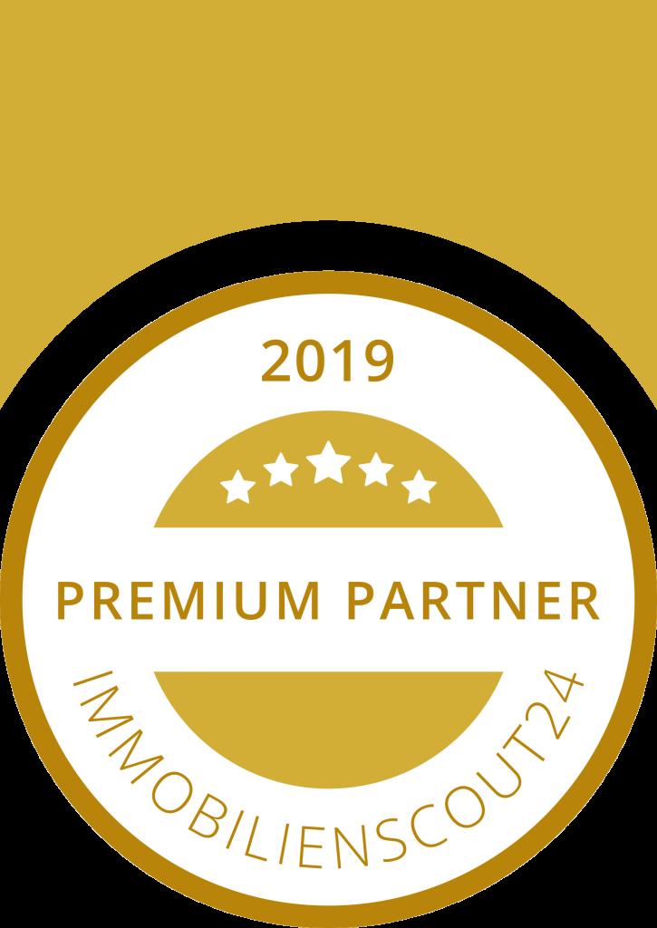 Immobilienscout Premium Partner 2019