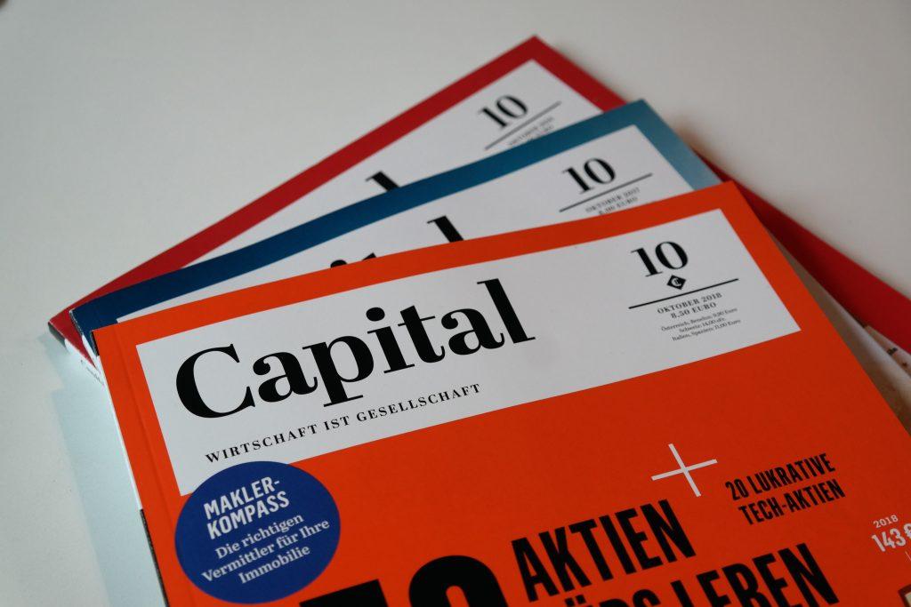 Capital Makler Auszeichnung 2020