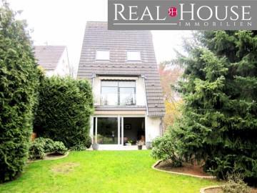 ***REAL HOUSE*** Das eigene Haus mit eigenem Garten und Terrasse, 51147 Köln / Grengel (Porz), Einfamilienhaus