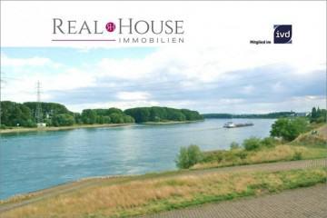 Diese Wohnung ist der Hammer – Neubautraum mit Süd-Terrasse am Rhein!, 53332 Bornheim / Widdig, Etagenwohnung