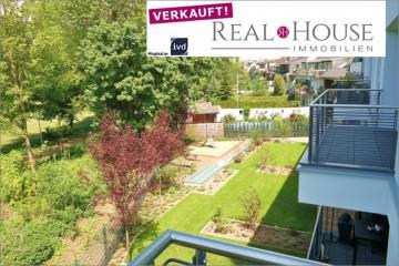 REAL HOUSE: Exclusive Eigentumswohnung im Wohnquartier PARK LINNÈ!!!, 50933 Köln / Braunsfeld (Lindenthal, Müngersdorf), Etagenwohnung