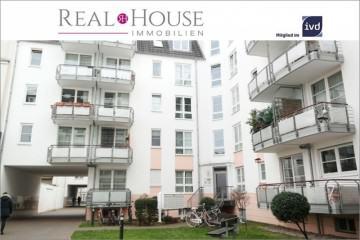 REAL HOUSE: Wunderschöne 2-Zimmer WHG mit Balkon und Tiefgarage in Bestlage von Sülz! 50937 Köln / Sülz (Lindenthal), Etagenwohnung