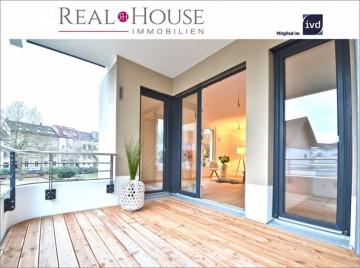 REAL HOUSE: Flow Living – Mehr Köln geht nicht! 50968 Köln / Bayenthal (Rodenkirchen), Etagenwohnung
