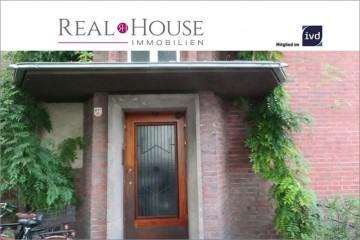 REAL HOUSE: Großzügige Altbauwohnung in Bestlage von Sülz! 50937 Köln / Sülz (Lindenthal, Sülz), Etagenwohnung