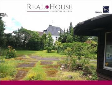 REAL HOUSE: Baugrundstück vor den Toren Kölns! Grundstück zur Bebauung eines Mehrfamilienhauses, 51427 Bergisch Gladbach / Refrath (Lustheide), Wohnen