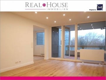 REAL HOUSE: Erstbezug nach Komplettsanierung! Modernes Wohnen und Leben in unmittelbarer Rheinnähe, 51105 Köln / Poll (Porz), Etagenwohnung
