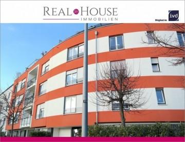 REAL HOUSE: Lebensraum zum rundum Wohlfühlen! Großzügige 5 Zi. ETW mit Loggia und TG-Stellplatz 51103 Köln (Kalk), Etagenwohnung