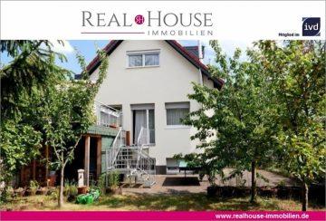REAL HOUSE: Energiespar-Haus! Modernisierte Einfamilienhaus mit Einliegerwohnung und großem Garten, 51067 Köln / Holweide (Mülheim), Einfamilienhaus