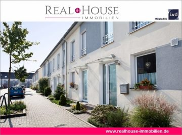 REAL HOUSE: Ihr Wohn(t)raum wird wahr! Neuwertiges RMH in familienfreundlicher Lage von Merheim, 51109 Köln / Merheim, Reihenmittelhaus