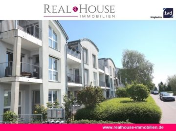 REAL HOUSE: Für pure Glücksgefühle! Helle 3-Zimmer ETW mit Sonnenloggia und TG-Stellplatz, 50226 Frechen, Etagenwohnung