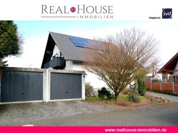 REAL HOUSE: Sie haben die Familie – Wir das Haus! Großzügiges, freistehendes EFH mit Doppelgarage, 51789 Lindlar / Hohkeppel, Einfamilienhaus
