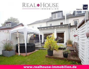 REAL HOUSE: Mit viel Liebe zum Detail! Modernisiertes Reihenhaus in attraktiver Lage von Troisdorf, 53840 Troisdorf, Reihenhaus