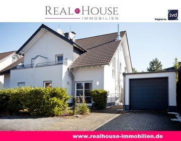 REAL HOUSE: Ein Schmuckstück in Troisdorf-Kriegsdorf! Hochwertig-modern-einzigartig, 53844 Troisdorf / Kriegsdorf, Doppelhaushälfte