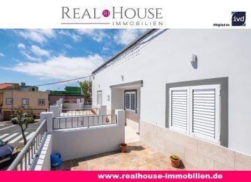 REAL HOUSE: Exklusives Stadthaus in Güimar mit vielen Ausstattungsdetails, 38500 Güímar (Spanien), Stadthaus