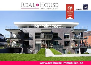REAL HOUSE: Penthouse-Juwel in Refrath! Neu-exklusiv-hochwertig, 51427 Bergisch Gladbach / Refrath, Penthousewohnung