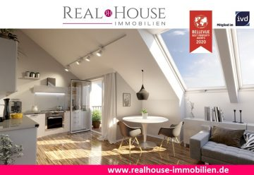 REAL HOUSE: Exklusive barrierefreie Neubau-Dachterrassenwohnung in Sinnersdorf, 50259 Pulheim / Sinnersdorf, Dachgeschosswohnung