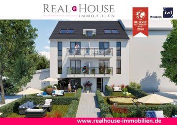 REAL HOUSE: Exklusive Neubauwohnung in Sinnersdorf, 50259 Pulheim / Sinnersdorf, Etagenwohnung
