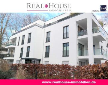 REAL HOUSE: Exklusive 2 Zi. Wohnung mit großzügiger Terrasse und TG-Stellplatz in Braunsfeld, 50933 Köln / Braunsfeld, Erdgeschosswohnung