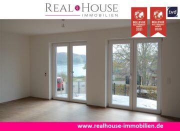 REAL HOUSE: Diese Wohnung ist der Hammer – Neubauwohnung mit 4. Zi. und Süd-Terrasse am Rhein!, 53332 Bornheim / Widdig, Etagenwohnung