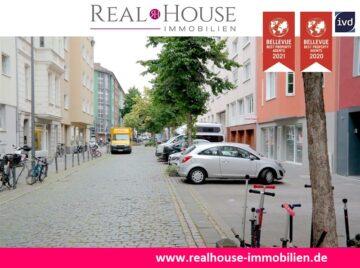 REAL HOUSE: Agnesviertel! Altbauwohnung mit 3 Zimmer, modernisiert und bezugsfrei, 50670 Köln / Neustadt-Nord, Etagenwohnung
