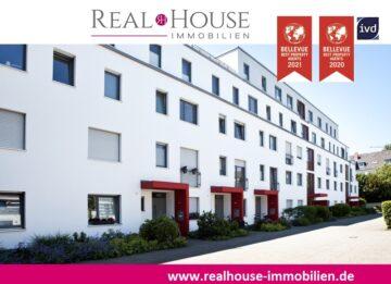 REAL HOUSE: Wohntraum in Sülz! 2 Zi. Eigentumswohnung mit großzügiger Balkon und TG-Stellplatz, 50939 Köln / Sülz, Etagenwohnung